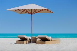 Accommodatie met Kingsize Bed en Uitzicht op Zee