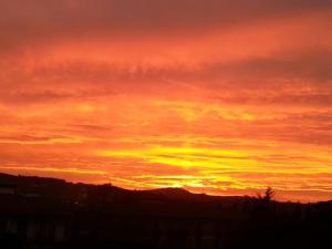 Casa dei bei tramonti
