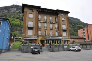 Albergo Stazione - Hotel - Bodio