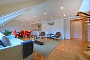 Charles Square Duplex Apartment, Ferienwohnungen  Prag - big - 2