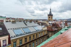 Charles Square Duplex Apartment, Ferienwohnungen  Prag - big - 5
