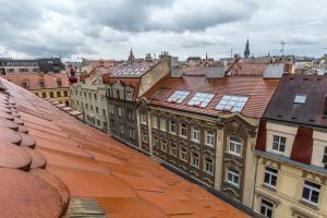 Charles Square Duplex Apartment, Ferienwohnungen  Prag - big - 20