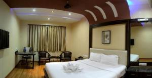 Polo Rooms Raipur Airport, Apartmány  Raipur - big - 6