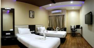 Polo Rooms Raipur Airport, Apartmány  Raipur - big - 5