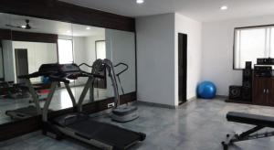 Polo Rooms Raipur Airport, Apartmanok  Rájpur - big - 4