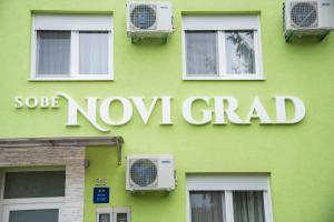 Sobe Novi grad, Penzióny  Osijek - big - 1