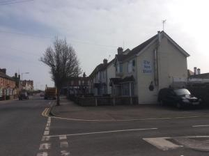 The Inn Place, Locande  Skegness - big - 14