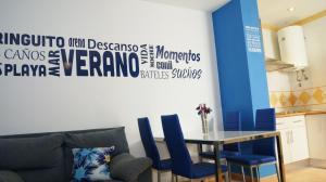 Apartamento Gala, Apartmány  Conil de la Frontera - big - 10