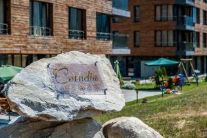 Cornelia Boutique & SPA, Apartmánové hotely  Bansko - big - 55