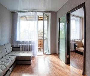 Domumetro na Kahovskoy, Apartmány  Moskva - big - 9