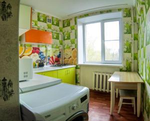 Domumetro na Kahovskoy, Apartmány  Moskva - big - 8