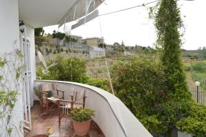 Balcony/terrace B&B Adalia