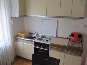 Apartment Maja, Апартаменты  Цриквеница - big - 3