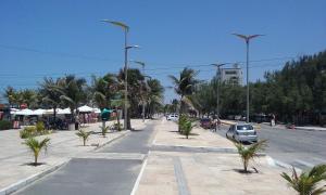 Hotel Praia do Futuro, Penziony  Fortaleza - big - 3