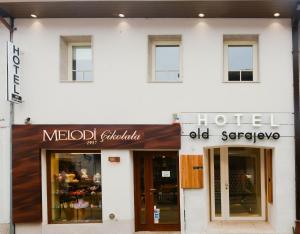 Hotel Old Sarajevo - фото 17