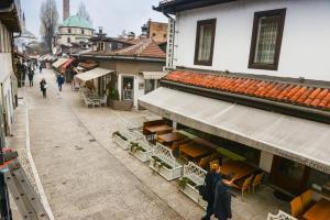 Hotel Old Sarajevo - фото 18