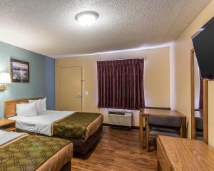 Econo Lodge Pryor, Hotels  Pryor - big - 15