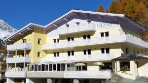 Garni Appartement Olympia
