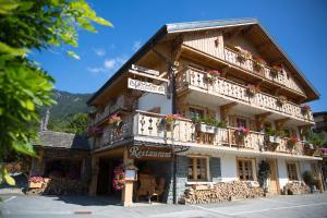 La Griyotire Hôtels-Chalets de Tradition - Hotel - Praz sur Arly