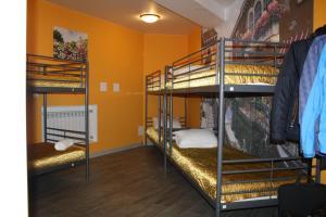 Hotel Le Voyage, Szállodák  Szamara - big - 29
