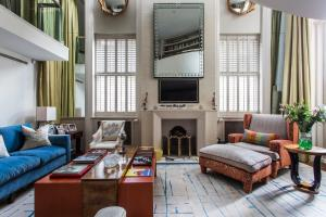 onefinestay - Marylebone private homes II, Апартаменты  Лондон - big - 43