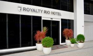 Royalty Rio Hotel, Hotely  Rio de Janeiro - big - 43