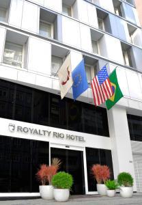 Royalty Rio Hotel, Hotely  Rio de Janeiro - big - 49