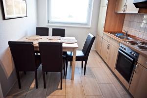 Apartment mit 2 Schlafzimmern (6 Personen)