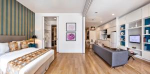 THE FACE Suites, Aparthotely  Kuala Lumpur - big - 10