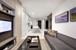 THE FACE Suites, Apartmánové hotely  Kuala Lumpur - big - 2