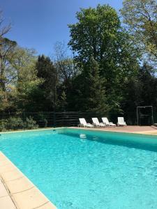 Chateau Pech-Céleyran, Bed & Breakfasts  Salles-d'Aude - big - 20