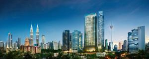 THE FACE Suites, Aparthotely  Kuala Lumpur - big - 28