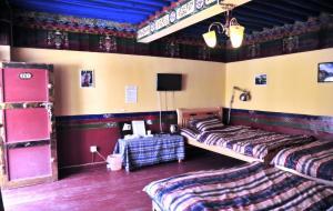 Lhasa Longchuan Garden Hostel, Affittacamere  Lhasa - big - 5