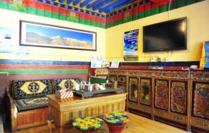 Lhasa Longchuan Garden Hostel, Affittacamere  Lhasa - big - 38