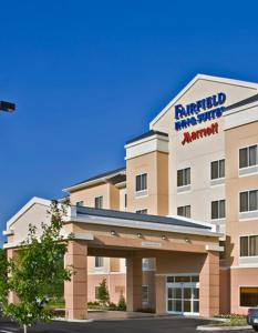 Nearby hotel : Fairfield Inn & Suites by Marriott Marietta