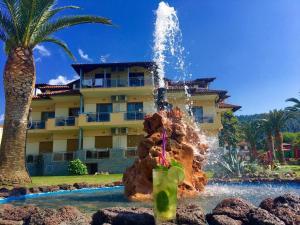Vergos Hotel, Апарт-отели  Вурвуру - big - 125