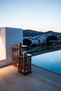 Seethrough Mykonos, Aparthotels  Platis Yialos Mykonos - big - 65