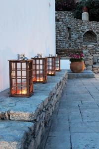 Seethrough Mykonos, Aparthotels  Platis Yialos Mykonos - big - 59