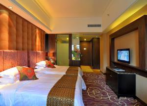 Meilihua Hotel, Отели  Чэнду - big - 6
