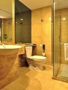 Meilihua Hotel, Отели  Чэнду - big - 7