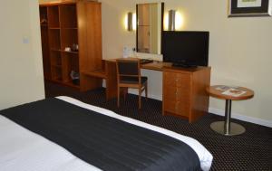 Padbrook Park Hotel, Szállodák  Cullompton - big - 4