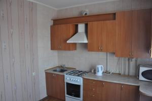 Apartment Gluhoman, Апартаменты  Полтава - big - 4