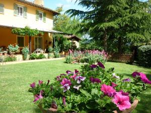 Casale Ginette, Vidiecke domy  Incisa in Valdarno - big - 53