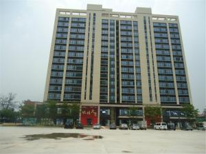 Paneo Hotel Guangzhou Binjianghui Branch