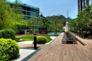 Unixx by Raimondland, Apartmány  Pattaya South - big - 8