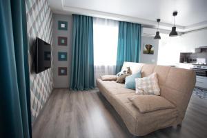 Azbuka Apartment at Prospekt Oktyabrya 13, Ferienwohnungen  Ufa - big - 13