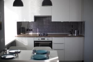 Azbuka Apartment at Prospekt Oktyabrya 13, Ferienwohnungen  Ufa - big - 9