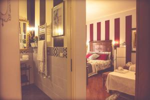 Casa Quinzio B&B, Bed & Breakfasts  Balestrate - big - 16