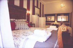Casa Quinzio B&B, Bed & Breakfasts  Balestrate - big - 10