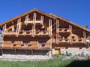 Chalet Le Pot de Miel - Accommodation - Montgenèvre